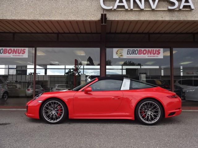 cabriolet Porsche 911 Targa 4S PDK
