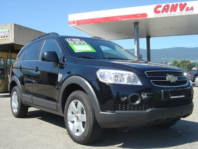 Chevrolet Captiva 2.2 VCDi LT 4WD 84'300 km 12'900 CHF - acheter sur carforyou.ch - 1