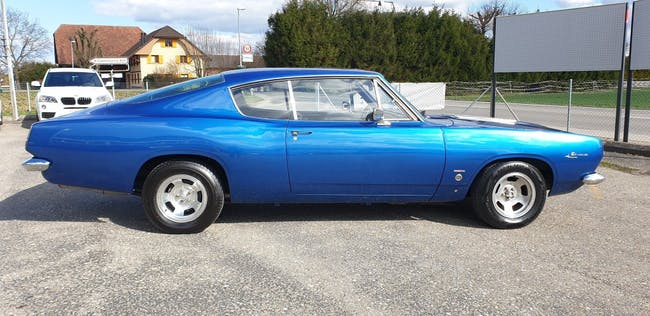 coupe Plymouth Barracuda S