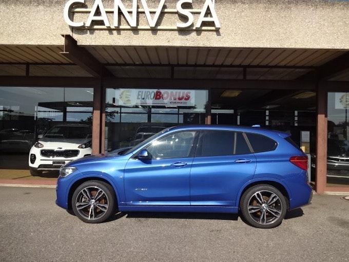 BMW X1 xDrive 20d M Sport 21'710 km 36'900 CHF - buy on carforyou.ch - 1