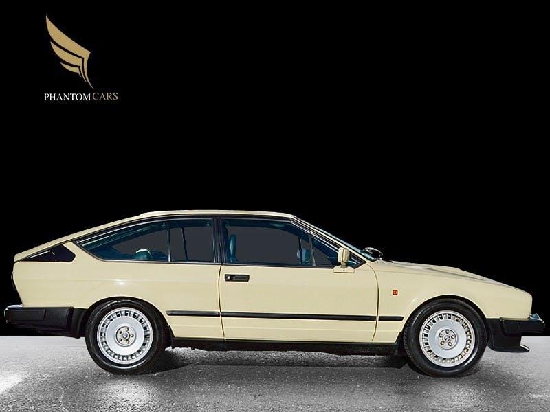 coupe Alfa Romeo GTV 6 2.5