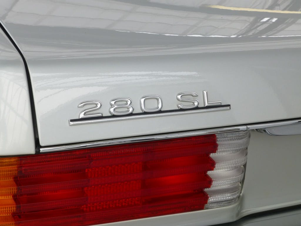 cabriolet Mercedes-Benz 280 SL
