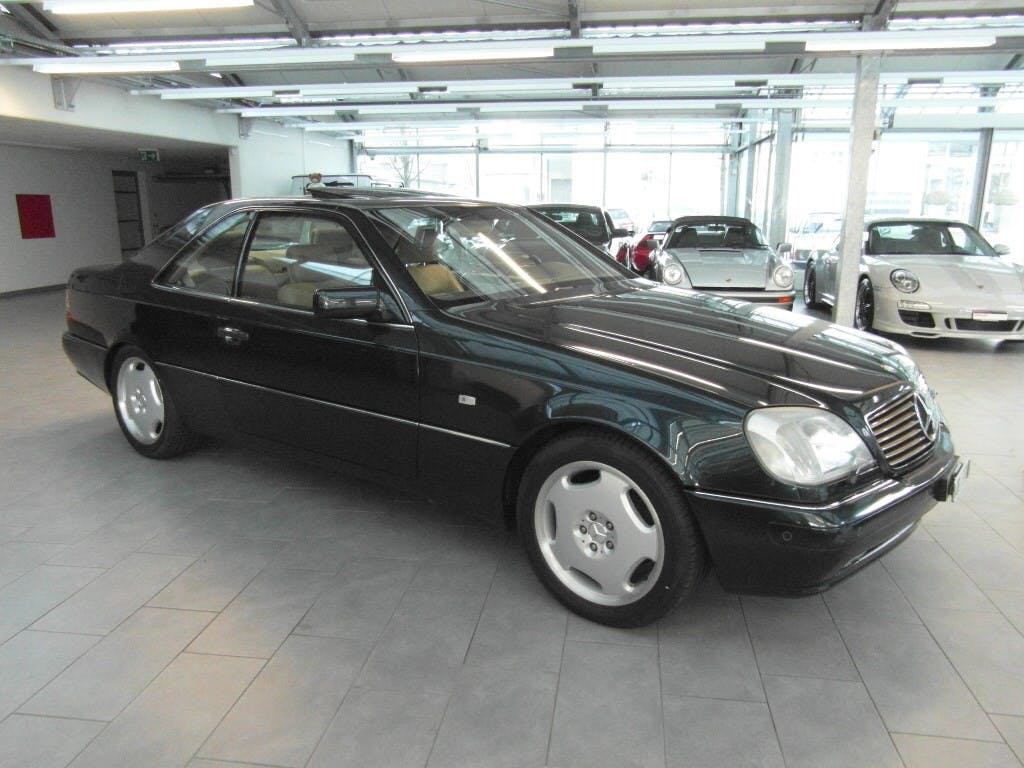 coupe Mercedes-Benz CL (S) 500 Automatic