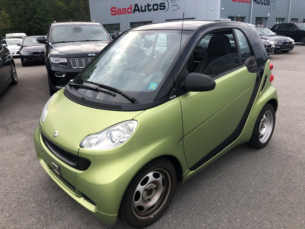 saloon Smart Fortwo pulse mhd softip