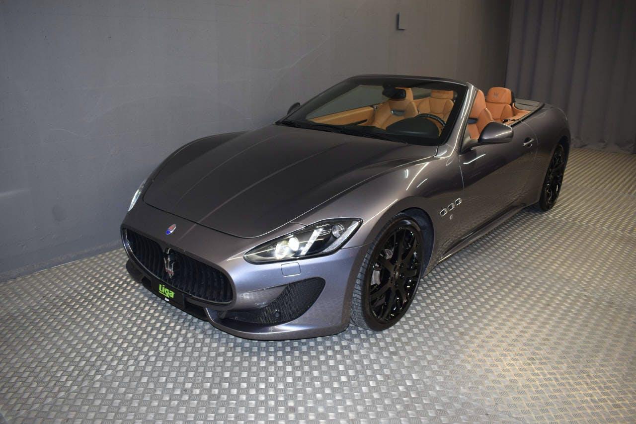 cabriolet Maserati GranCabrio/Granturismo GranCabrio 4.7 V8 Sport Automatica