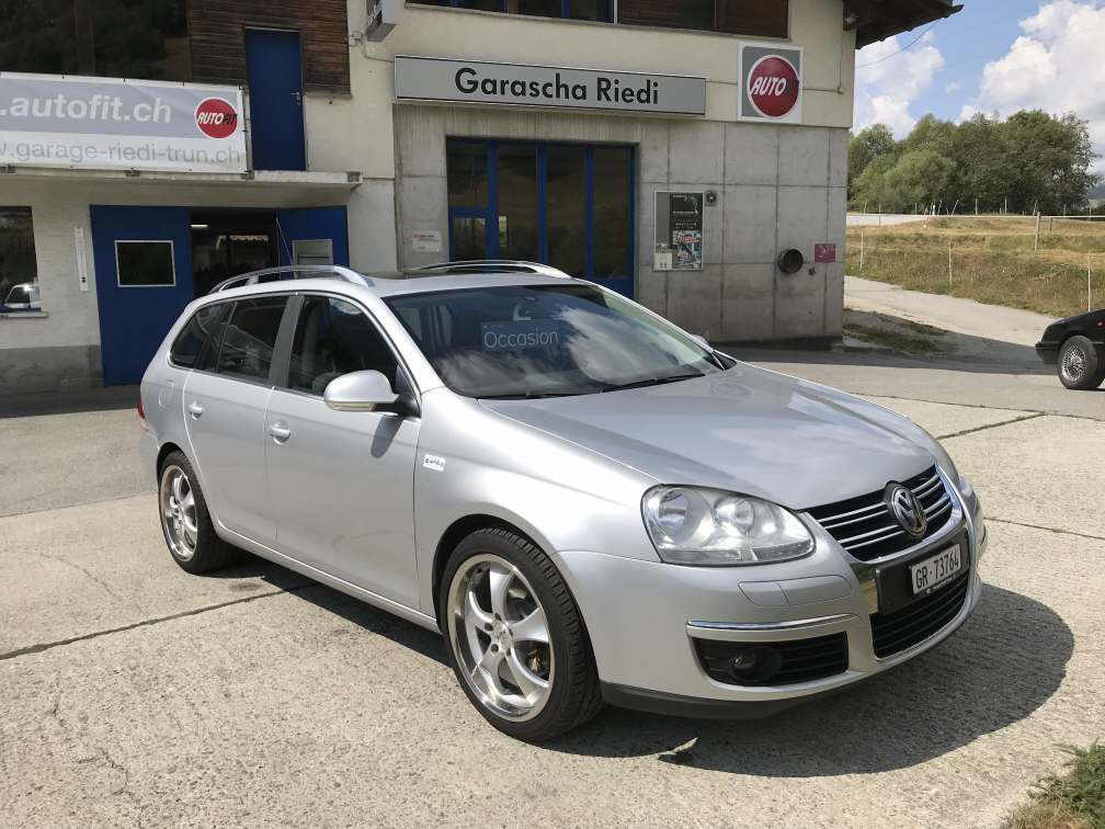 estate VW Golf V Var. 1.9 TDI DPF Comfl.4m