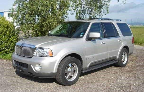 suv Lincoln Navigator 5.4 Premium