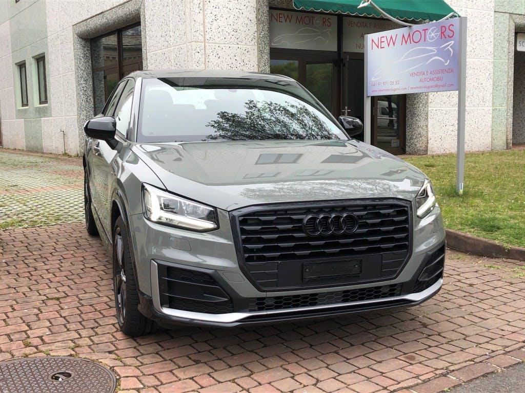 suv Audi Q2 1.4 TFSI Edition # 1 S-tronic