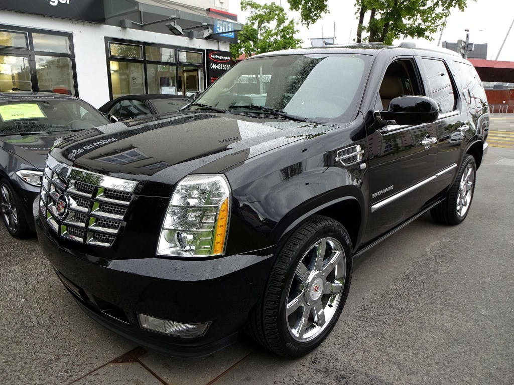 suv Cadillac Escalade 6.2 Platinum Edition Automatic