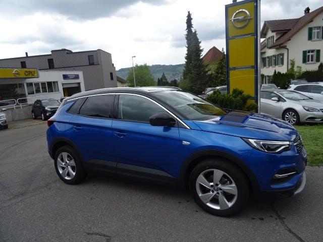 suv Opel Grandland X 1.6 CDTi Ultimate