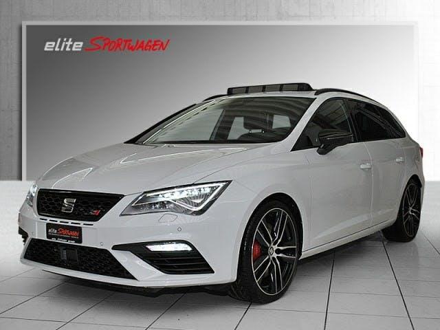 estate SEAT Leon ST 2.0 TSI Cu.300 4D - Sportsitze - 2019