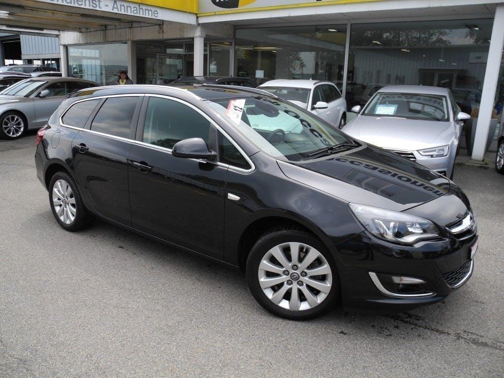 estate Opel Astra SportsTourer 1.6i 16V Turbo Cosmo Automatic