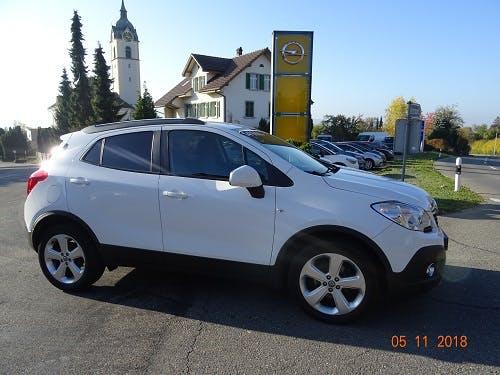 suv Opel Mokka 1.7 CDTI 4x4 Enjoy S/S