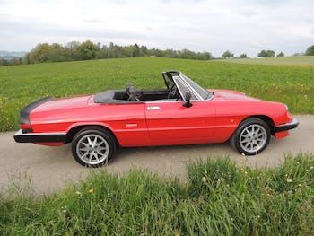 cabriolet Alfa Romeo Spider 2.0 Q.Verde