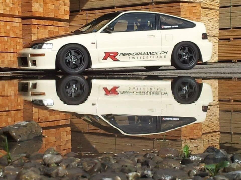 coupe Honda CRX 1.6i-16 V-TEC