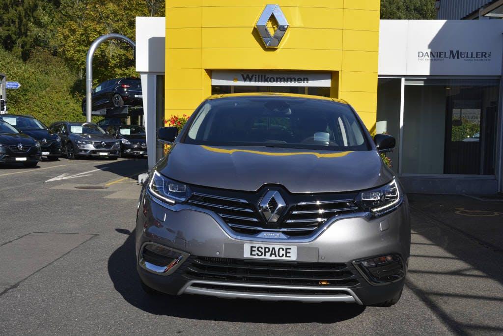 van Renault Espace 2.0 Blue dCi 200 Initiale EDC