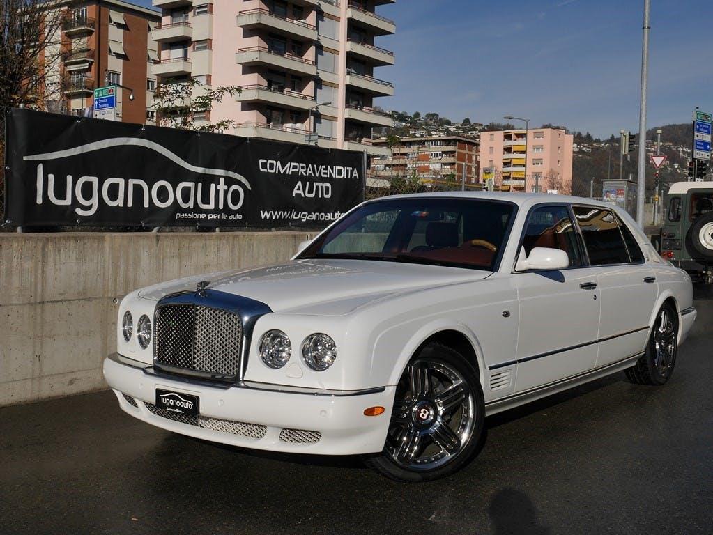 saloon Bentley Arnage RL