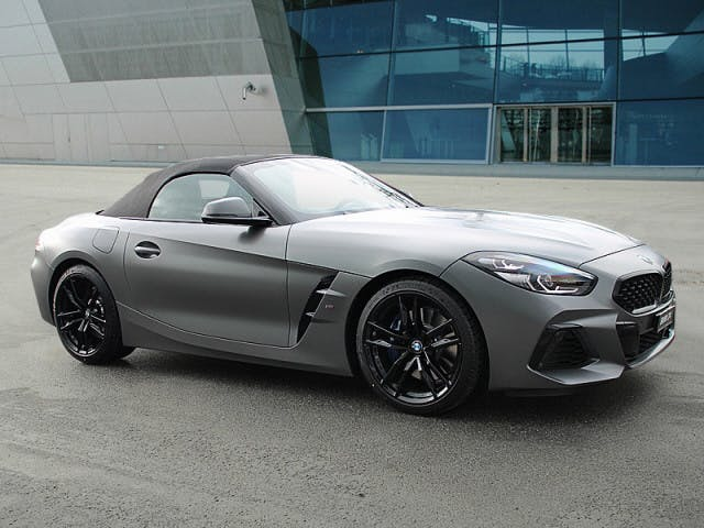 cabriolet BMW Z4 M40i