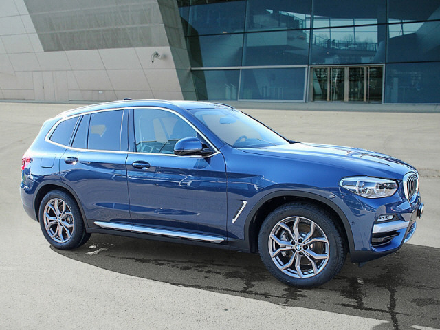 estate BMW X3 xDrive 25d xLine