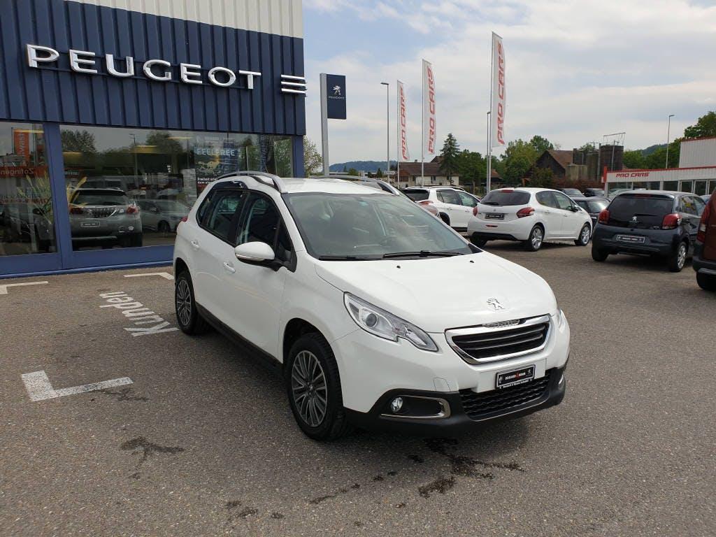 suv Peugeot 2008 1.2 PureTech Active EGS S/S