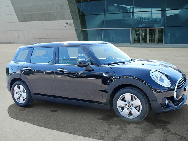 estate Mini Mini Clubman Clubman One