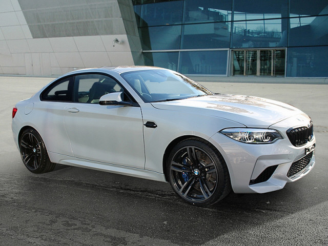 coupe BMW 2er M2 Competition