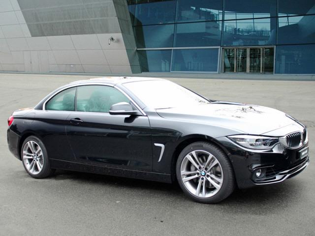 cabriolet BMW 4er 440i Cabrio xDrive Sport
