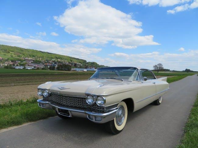 coupe Cadillac Deville DEVILLE