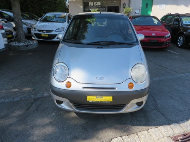 saloon Daewoo Matiz 800 CD Plus