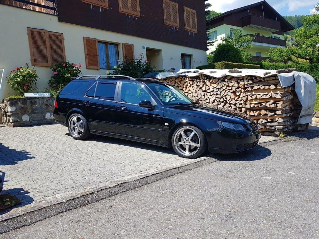 estate Saab 9-5 2.3T Aero