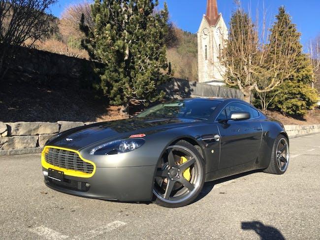 coupe Aston Martin V8/V12 Vantage V8 Vantage 4.3