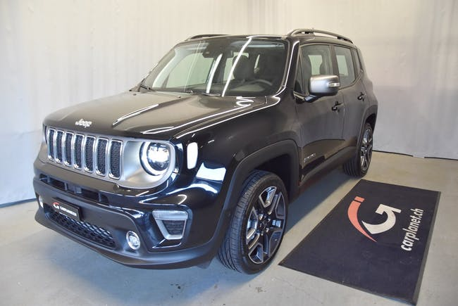 suv Jeep Renegade 2.0 CRD 140 Limited A MY19