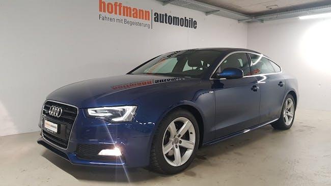 saloon Audi A5 Sportback 3.0 TDI clean diesel quattro S-tronic