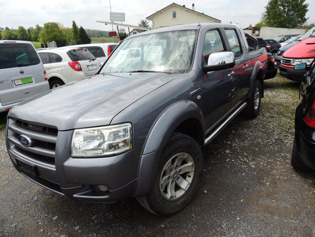 saloon Ford Ranger Limited 3.0 TDCi 4x4