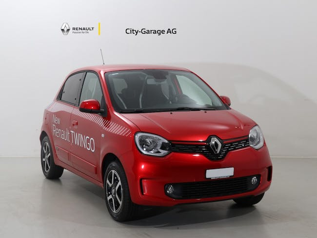 saloon Renault Twingo 0.9 TCe Intens