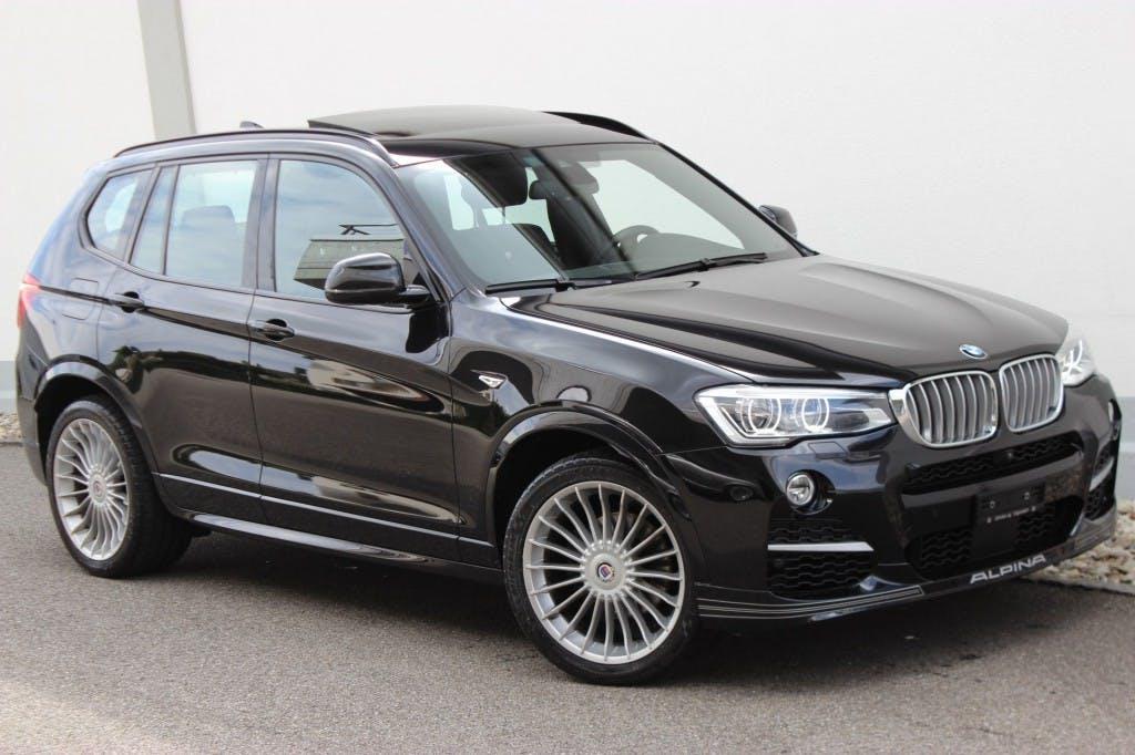 suv BMW Alpina XD3 BiTurbo 3.0d