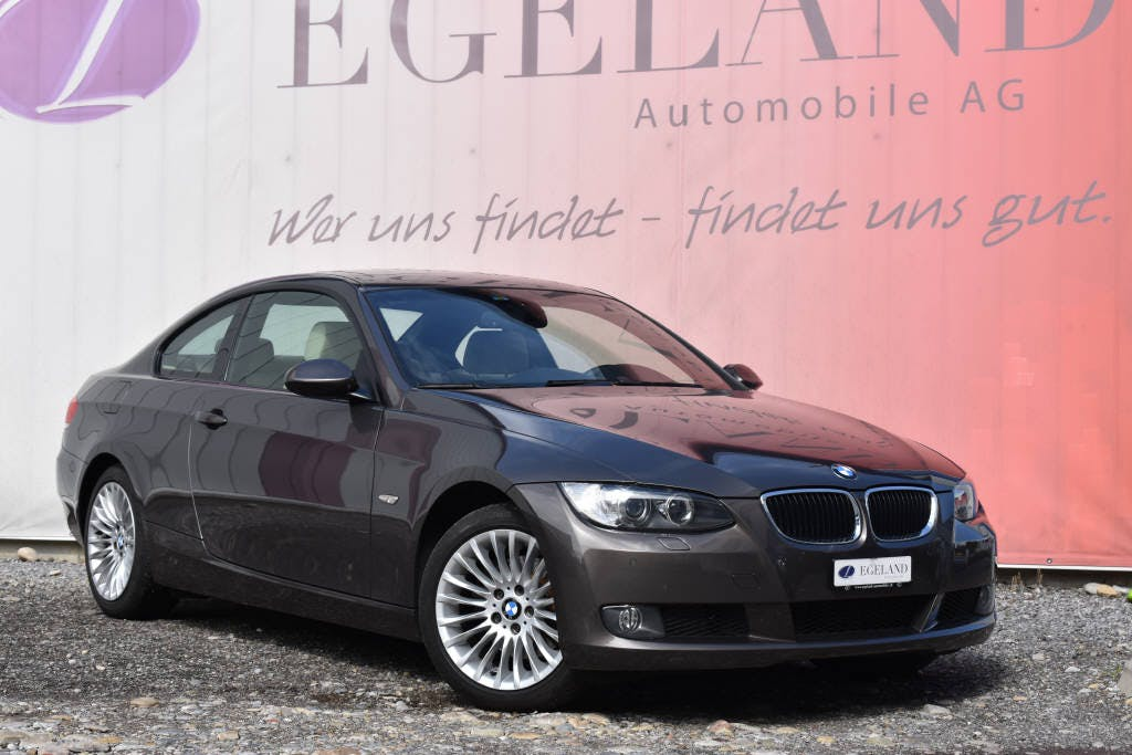 coupe BMW 3er 320d xDrive Coupé
