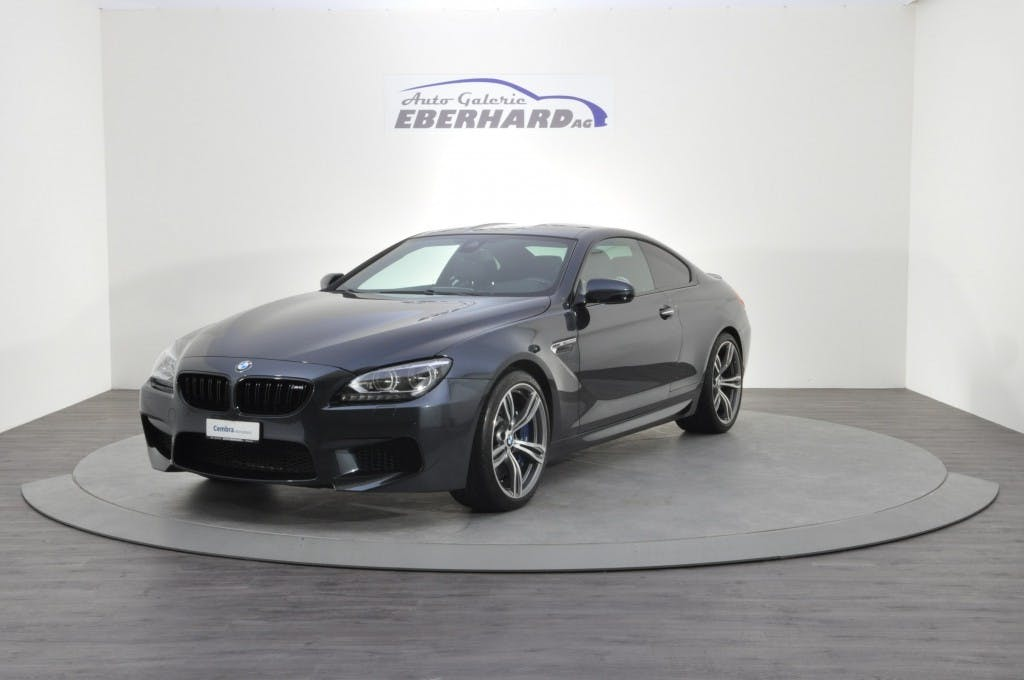 coupe BMW 6er M6 Coupé Drivelogic