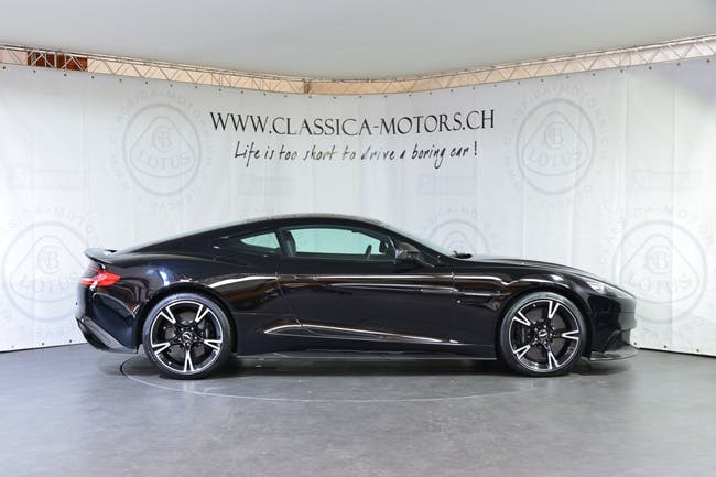 coupe Aston Martin Vanquish S Ultimate V12 Touchtronic 3