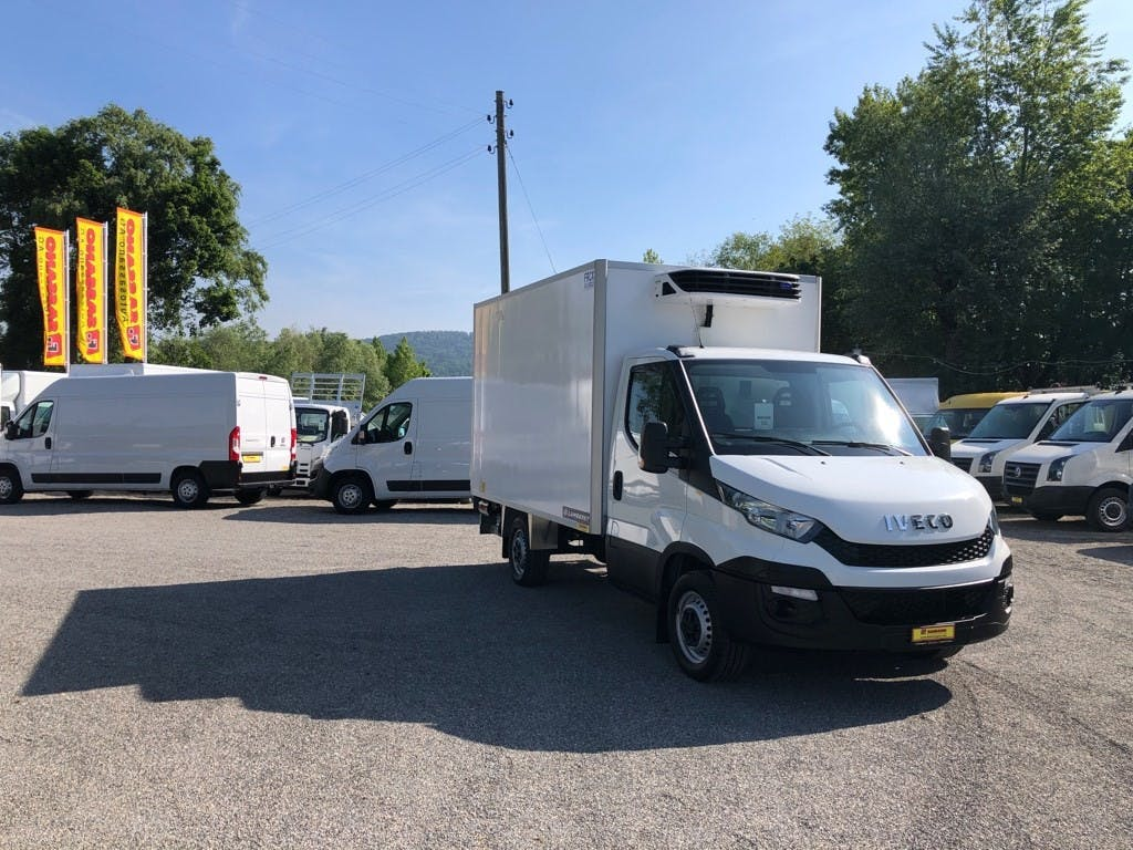 pickup Iveco Daily / Turbo Daily DAILY 35 S 13 Kühlwagen mit Hebebühne