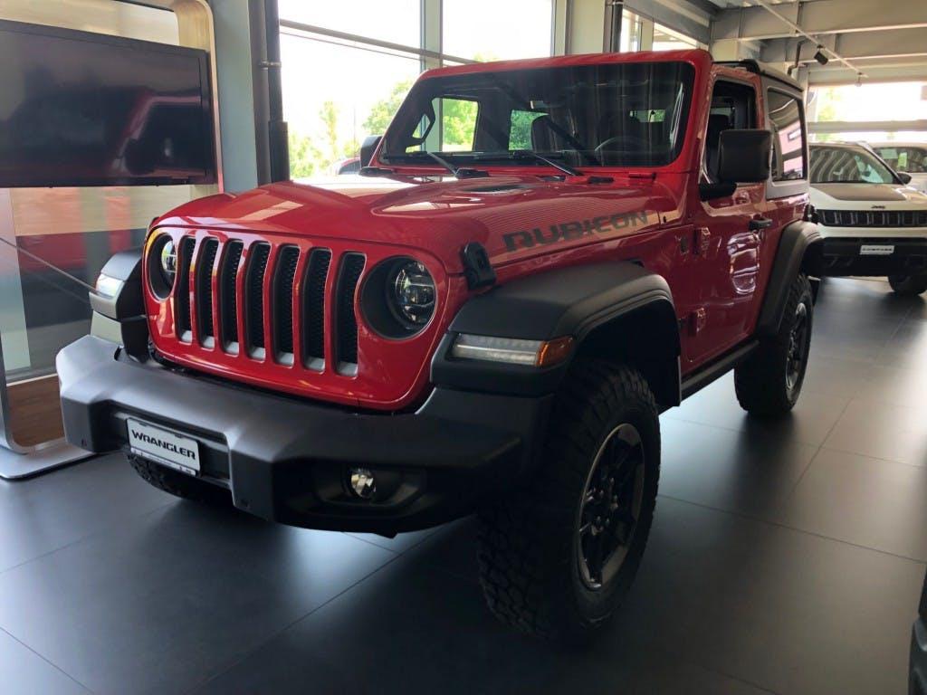 suv Jeep Wrangler 2.0 Turbo 272cv 2P Rubicon