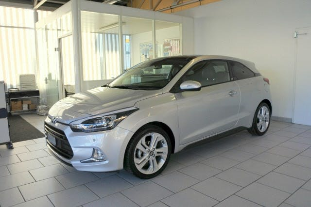 coupe Hyundai i20 Coupé 1.4 Vertex