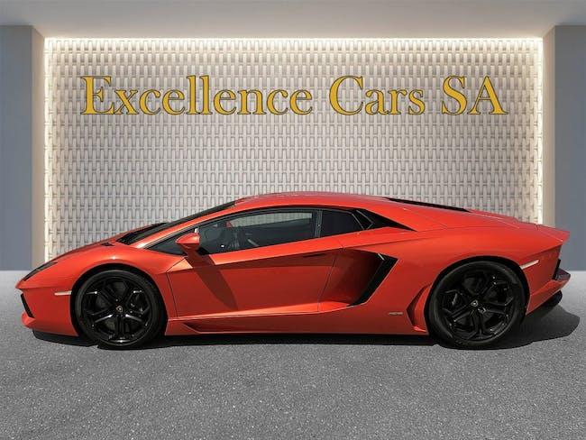 coupe Lamborghini Aventador LP700-4 Coupé E-Gear