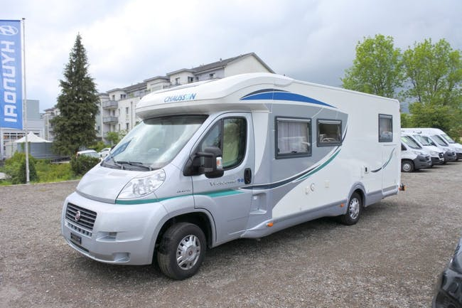 suv Fiat Ducato Chausson Welcome 98 ( Wohnmobil)