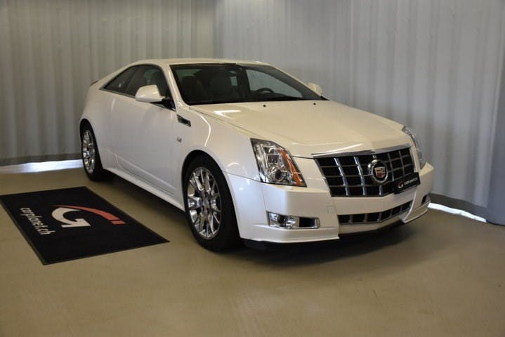 coupe Cadillac CTS Coupé 3.6 Sport Luxury