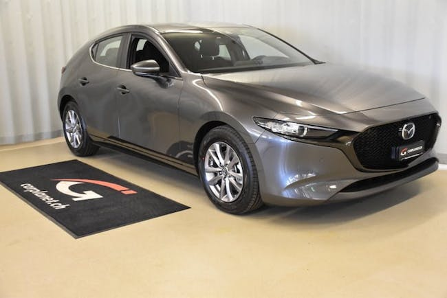 saloon Mazda CX-30 3 Hatchback 2.0 122 Ambition Pack 16´´