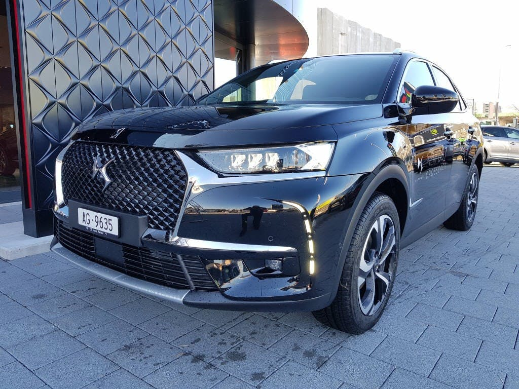 suv DS Automobiles DS7 Crossback 1.6 PureTech 225 Be Chic