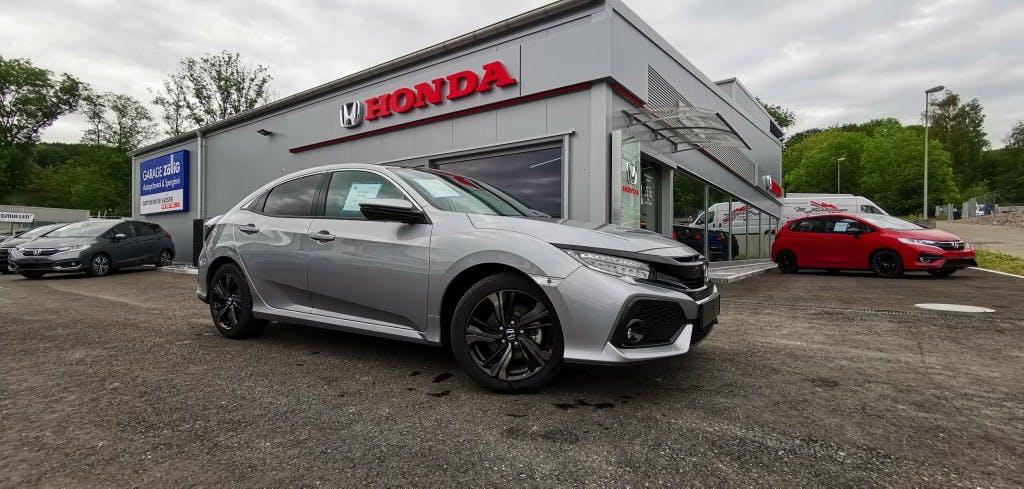 saloon Honda Civic 1.6 i-DTEC Executive Premium