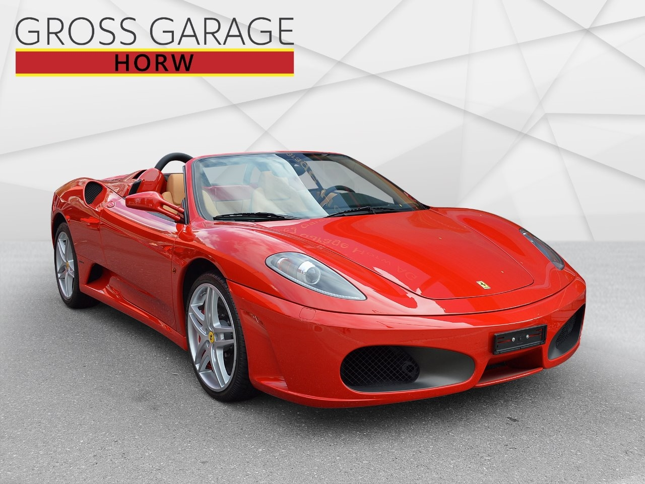 cabriolet Ferrari F430 Spider F430