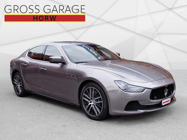 saloon Maserati Ghibli Mod. 2013-